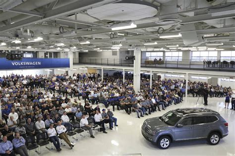 volkswagen chattanooga chattanooga vw plant impacted by bill seeking to reverse
