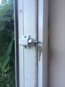 Locks For Sliding Patio Doors How To Fit Dead Locks To Patio Doors Sliding Patio Door Dead Locks Locksmith Nottingham
