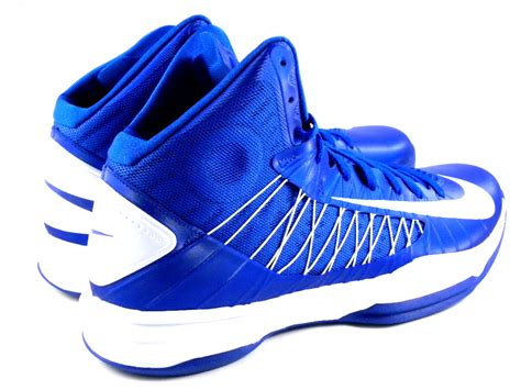 royal blue nike basketball shoes nike hyperdunk 2012 royal blue white basketball mens shoes