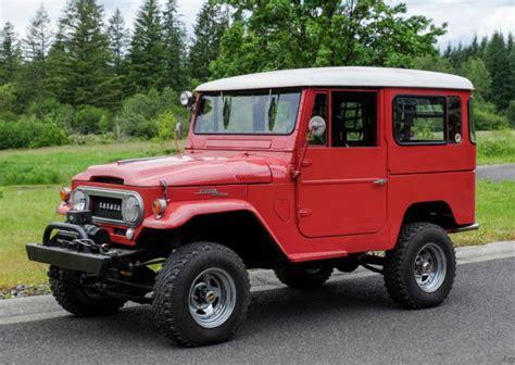 Classic Toyota Land Cruiser Seller Of Classic Cars 1966 Toyota Land Cruiser