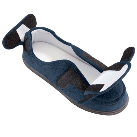 adjustable slippers for swollen easy comforts