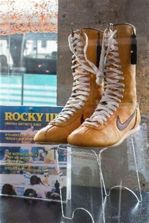 Adidas Rambo sylvester stallone rocky iv adidas boxing shoes 1985