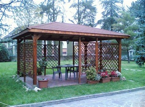 gazebi in legno leroy merlin trendy gazebo legno patio di design idee per with gazebo
