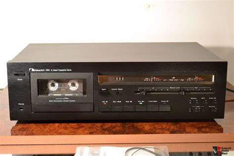 nakamichi 480 cassette deck nakamichi 480 cassette deck superb condition new belts