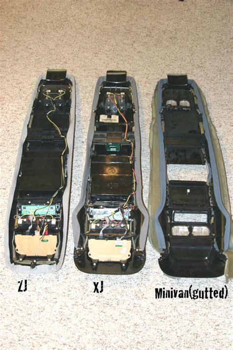Jeep Xj Overhead Console Installing A Zj Xj Overhead Console Naxja Forums