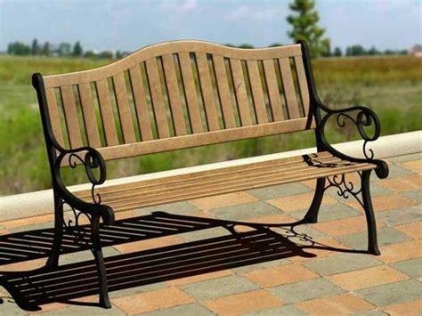 panchina esterno panchine da giardino accessori da esterno modelli di