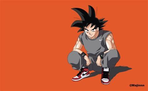 Iphone 8 Supreme Kid Goku Hardcase 1 goku nike