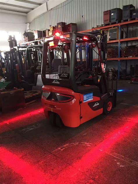 blue warning lights on forklifts xrll forklift warning light blue led spot light for