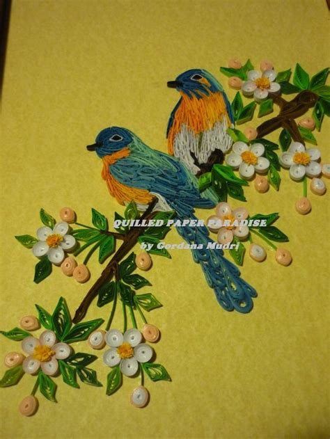 quilling tutorial bird 229 best images about quilling mad 225 r on pinterest