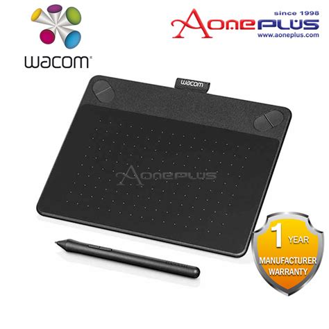 Wacom Intuos Small Black Cth 490k0 Cx wacom intuos comic small cth 490 k1 cx creative pen