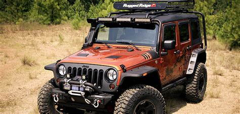 Rugged Ride by Rugged Ridge New Fender Flares