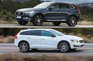 Volvo V60 2018 Volvo Xc60 Or 2017 Volvo V60 Cross Country Motor Trend