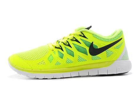 yellow nike shoes nike free run 5 0 2014 mens running shoes electric yellow