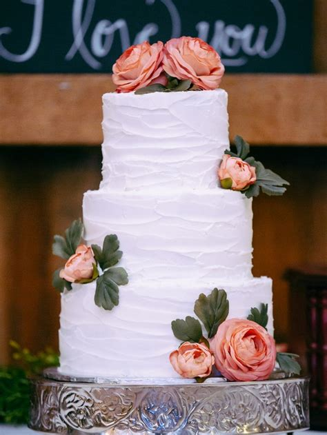 Diy Wedding Cake Simple by Diy Rustic Wedding By Michael Meeks Photography