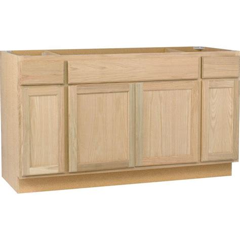 kitchen sink base cabinets cheap bath vanity cabinets home depot double kitchen sink