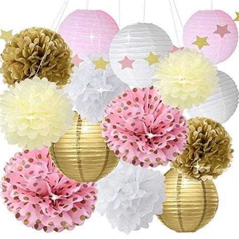 pink and gold baby shower table decorations pink and gold baby shower decorations design decoration