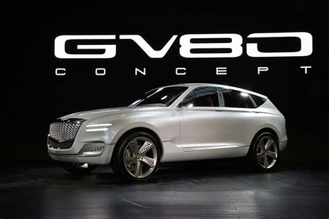 genesis hints at future with hydrogen hybrid gv80 suv