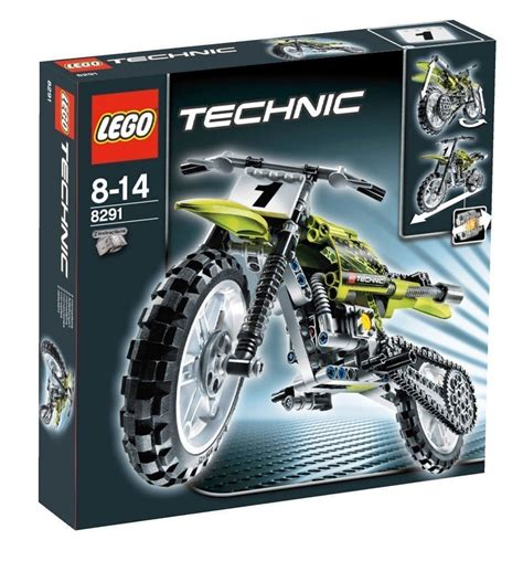 lego technic motocross bike lego technic 8291 motocross bike miwarz spielzeug berlin