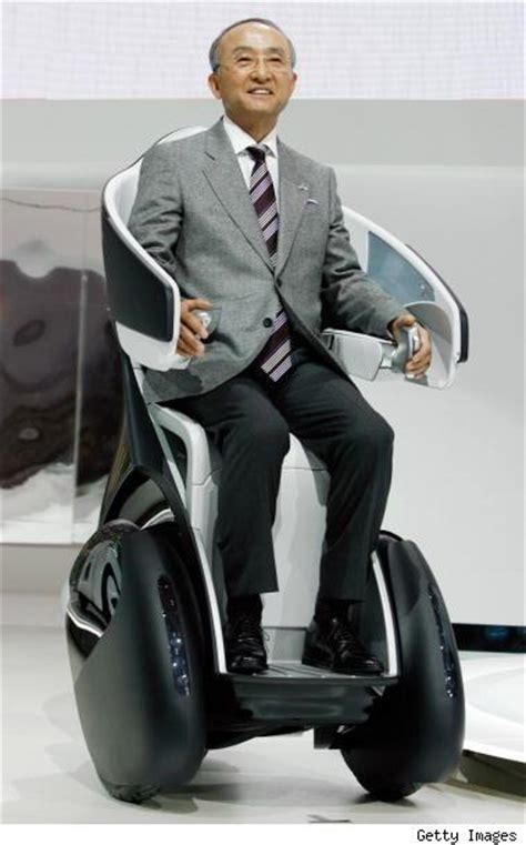 Toyota Ireal Toyota I Real Concept Wheel Chair Bored Look No Further