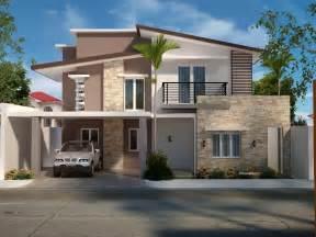 modern single story house designs modern house