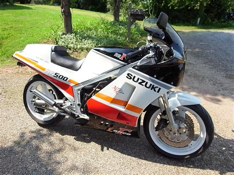 Suzuki Rg500 Gamma For Sale Lance Gamma Bike 1986 Suzuki Rg500 For Sale