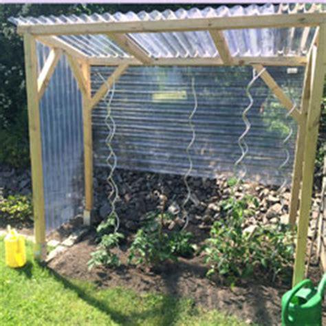 treibhaus bauen tomatenhaus selber bauen unser beispiel und bauanleitung