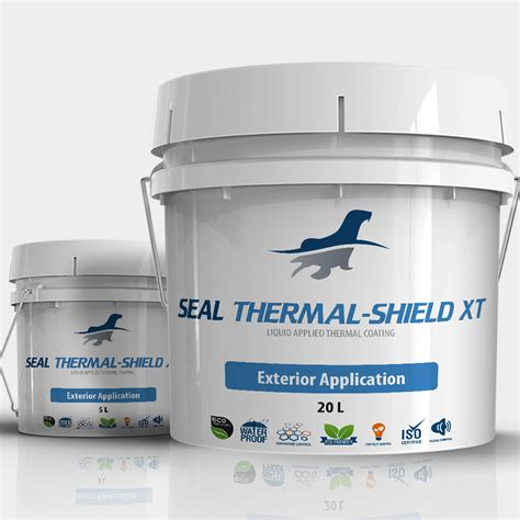 insulating exterior paint thermal shield xt exterior seal coatings