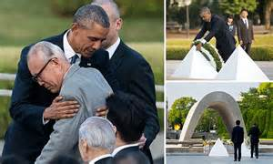 what president died in a bathtub barack obama becomes first serving us president to visit