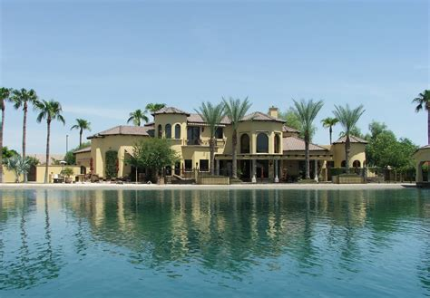 arizona waterfront homes 187 a splash in the