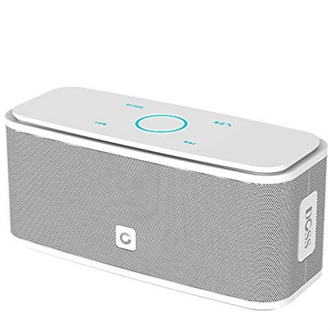 touch l portable speaker test complet et avis sur l enceinte bluetooth doss soundbox