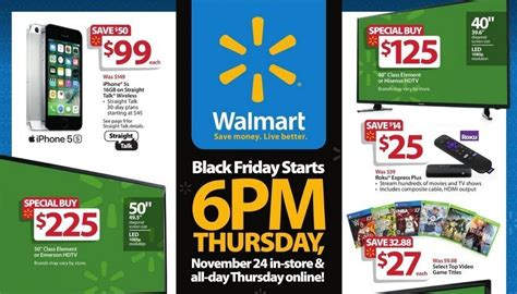 walmart and target black friday 2016 deals so far hdtv xbox one s iphone 5s