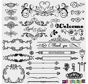 Clipart Wedding Card Collection
