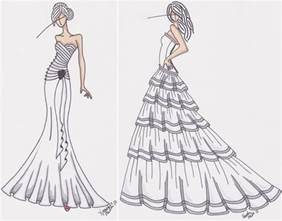 how to design a dress 26 best images about the clothes design drawings on pinterest fashion sketches fashion