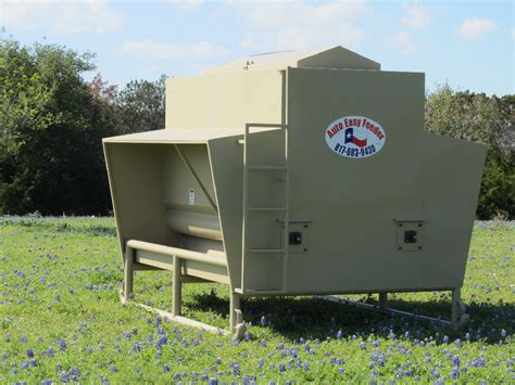 Automatic Livestock Feeders auto easy feeder automatic livestock feeder
