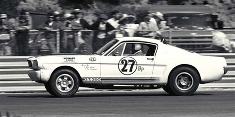 ford and shelby to release race only mustang r model