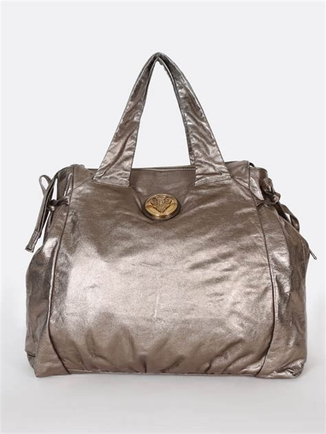 Gucci Luxury Bag gucci hysteria large shopping bag metallic luxury bags