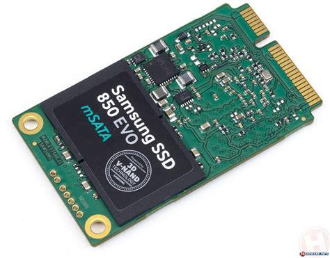 Samsung Ssd 850 Evo Msata 120gb 1 samsung 850 evo msata en m 2 ssd s review evo s nu ook in