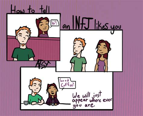 Infp and infj marriage