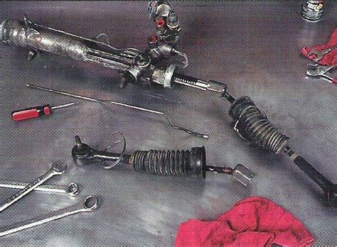 Rack And Pinion Damage by Power Steering Service Rowe Ford Auburn