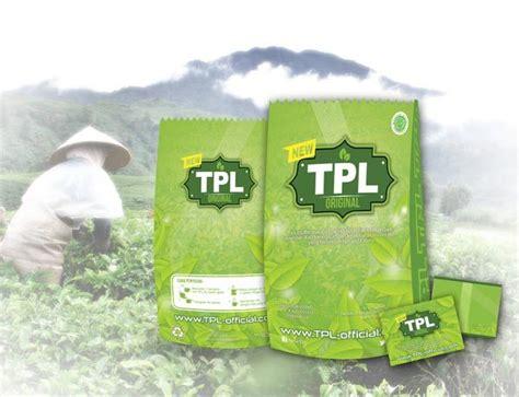 Pelangsing Tpl teh peluntur lemak new tpl teh hijau pelangsing