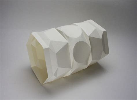 Paper Fold Design - origami a paper magic by jun mitani la76 design