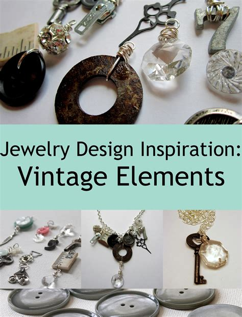 design elements jewelry jewelry design inspiration vintage elements emerging