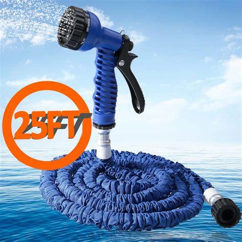 Sale Magic X Hose 7 5 Meter 25 Selang Taman Dan Rumah top sale 7 in 1 spray gun 25 200ft expandable garden hose magic hose for