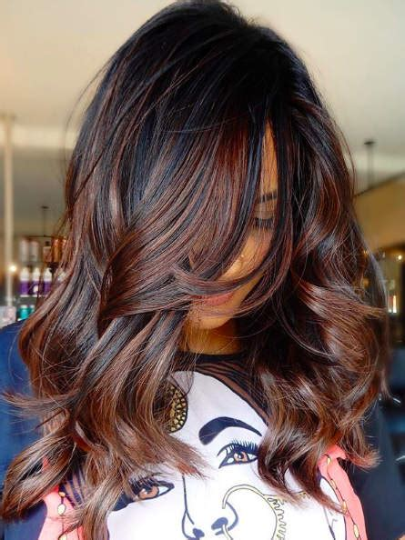 hair coloring styles the best fall hair color ideas health