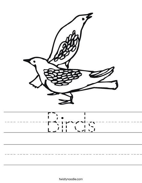 bluebird coloring pages preschool bird worksheets wiildcreative