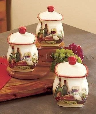 wine kitchen canisters wine bottle glasses canister sets and canisters on pinterest