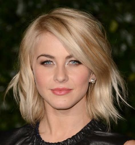 low maintenance hairstyles on pinterest messy lob the perfect hairstyle for busy moms julianne hough s low