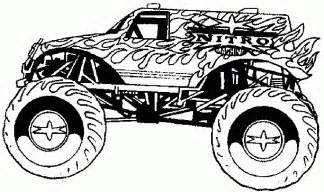 Wheels Truck Colouring Pages Truck Coloring Pages Bestofcoloring