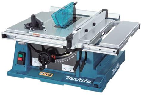 10 benchtop table saw revews makita 2704 contractors 15 amp 10 inch benchtop