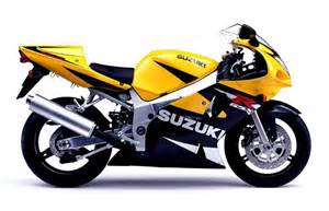 Suzuki Gsxr 600 Yellow Suzuki Gsx R 600 2001 Yellow Decal Kit By Motodecal